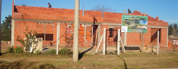 Casa de la Divina Misericordia - Construcción
