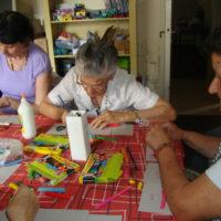 Una Actividad Distinta: Arteterapia