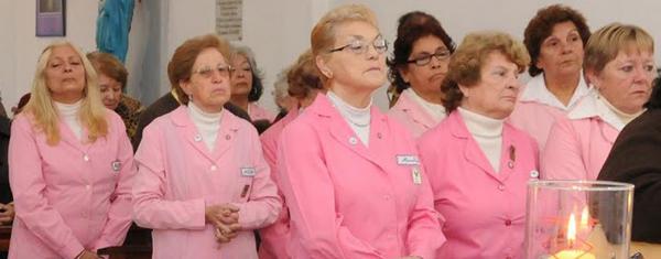 """45º Aniversario de las """"Damas de Rosa"""""""
