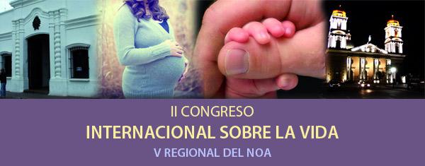 II Congreso Internacional sobre la Vida
