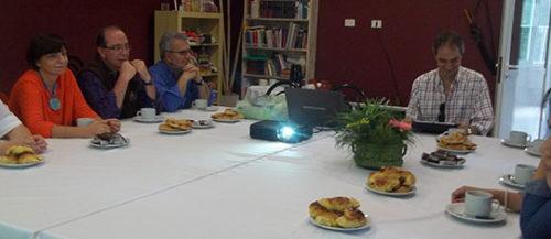 Visita De Alumnos De La Maestría En Ética Biomédica