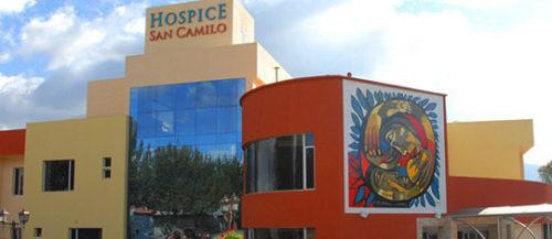 Curso Hospice San Camilo 2015