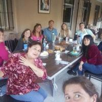 ¡Volvieron Los Encuentros Con Los Voluntarios!